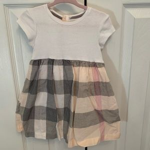 Baby girl Burberry dress